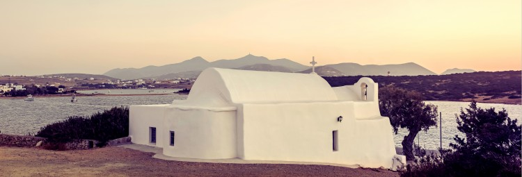 Shot from a wedding in Paros