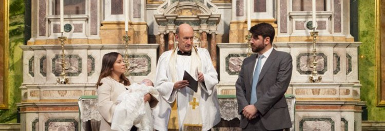 Christening videography and photography Brompton Oratory 00