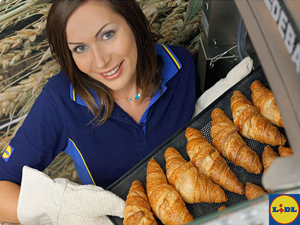 Commercial photographer's work for a large supermarket chain