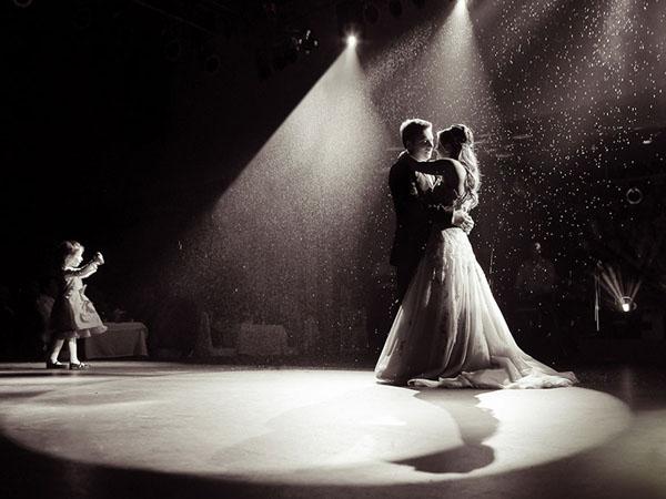 Shot from a Greek wedding at St Sophia London
