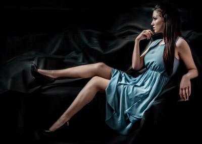 Model Photography Portfolio