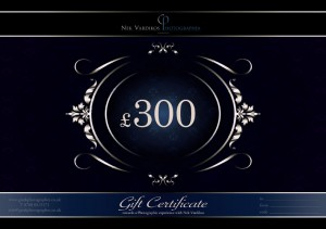 £300 Gift Certificate