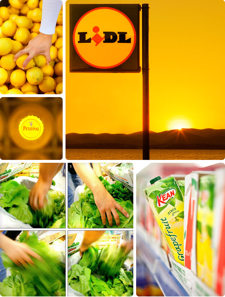Commercial Photography - Lidl Hellas 002