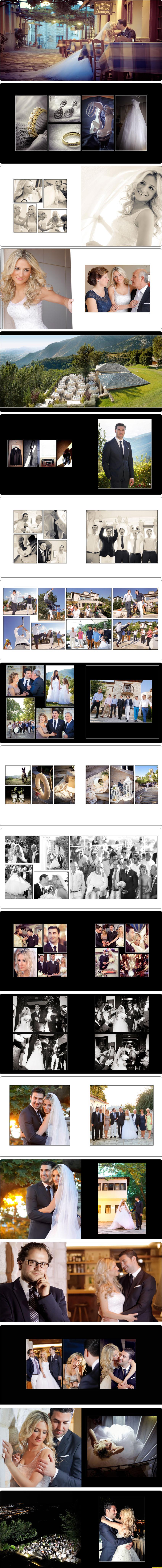 A location wedding in Pelion Greece