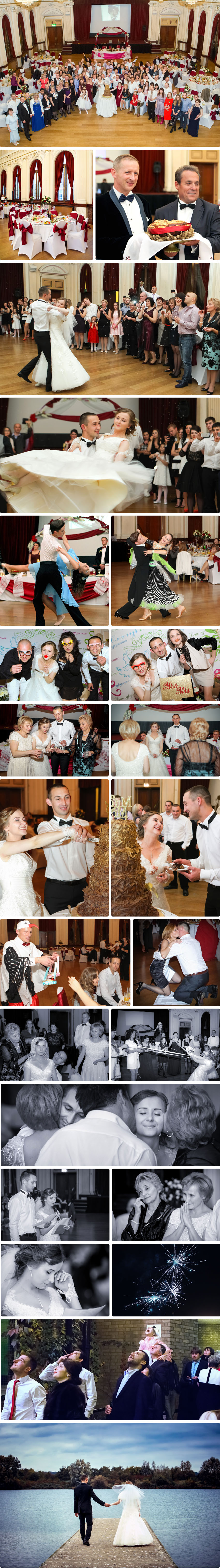 Ukrainian traditions at the wedding reception