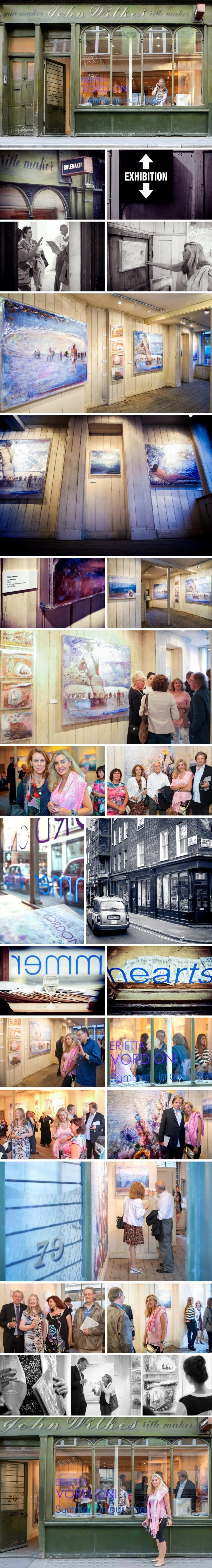 Erieta Vordoni's Exhibition