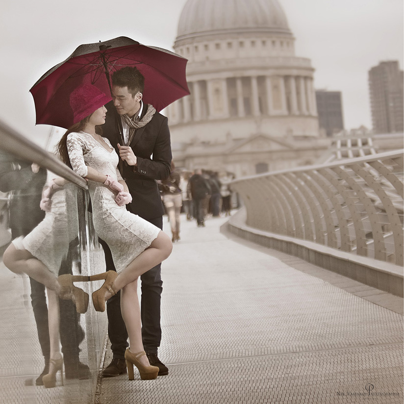 a day in the life of a Wedding Photography - end result