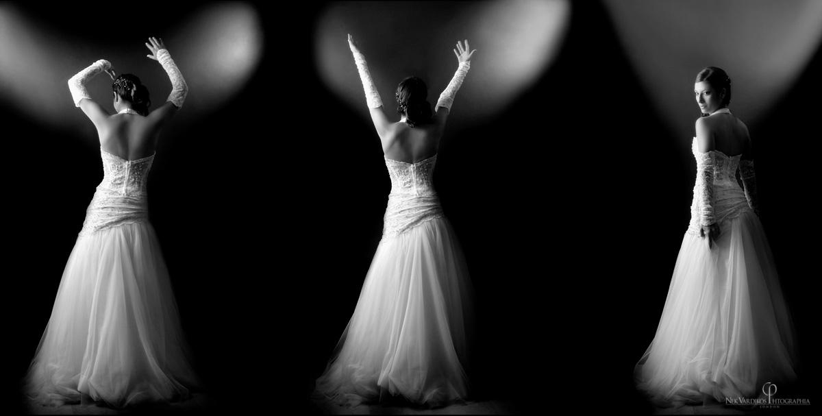 Wedding Photography - the bride pre wedding shots