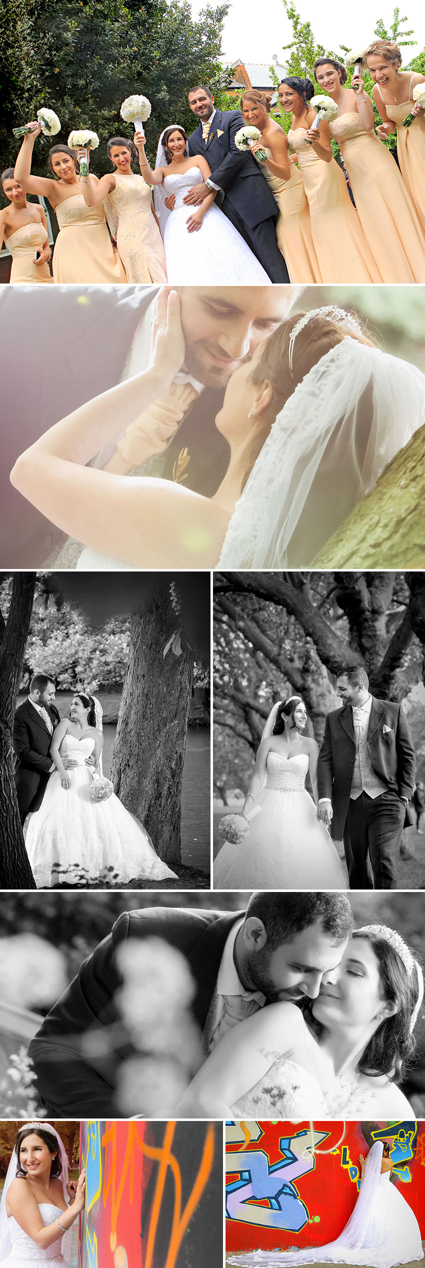 Wedding of Georgina and Evros in London 04