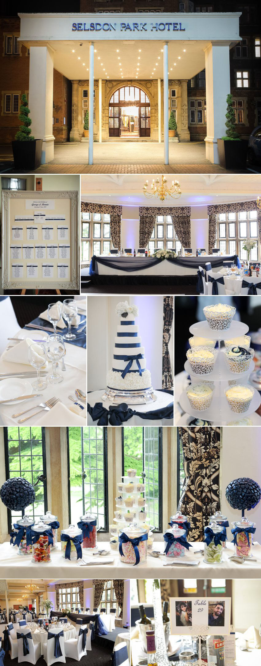13 Wedding at Selsdon Estate, South Croydon
