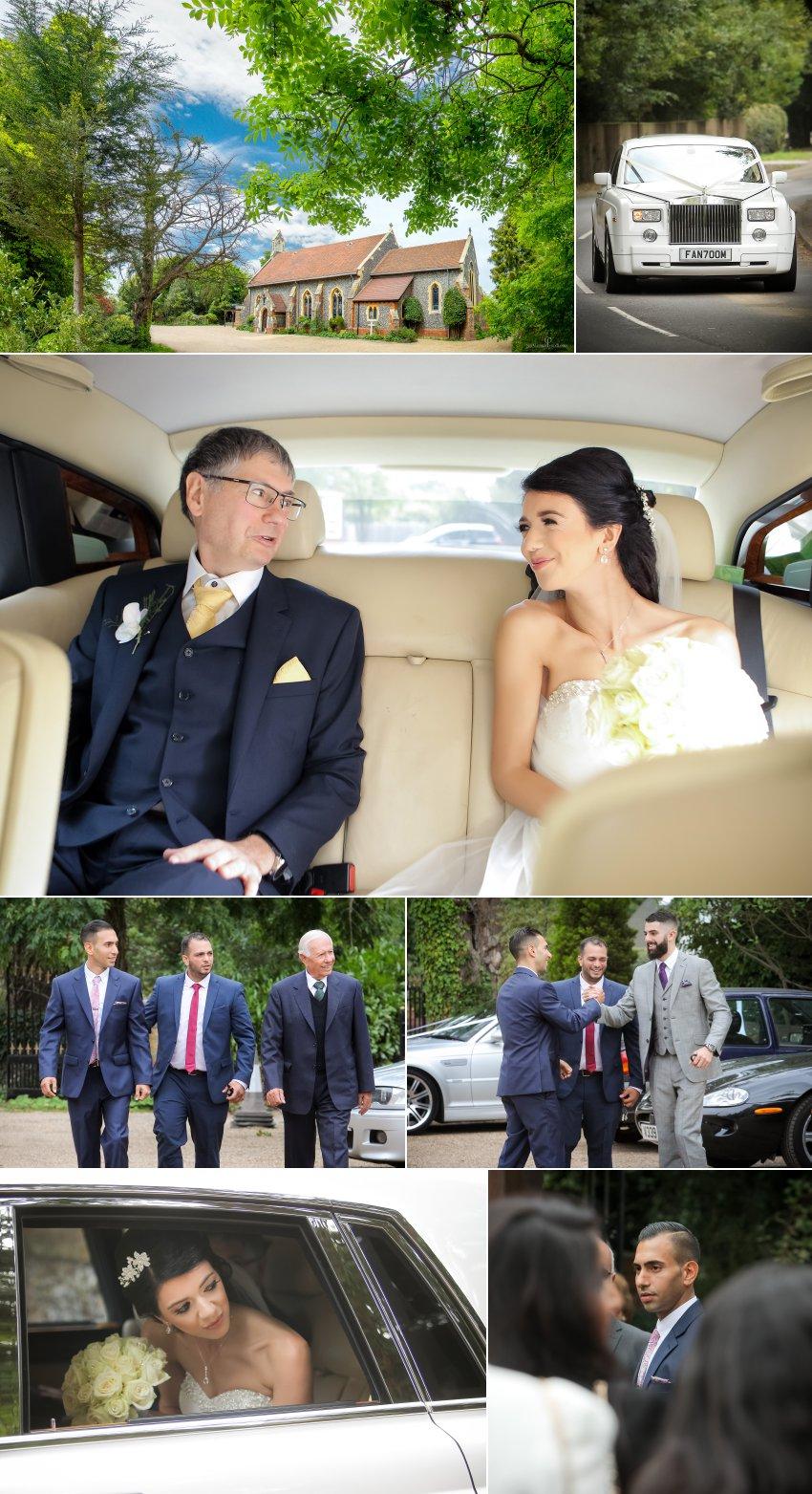 A wedding at 12 Apostles Greek church 09