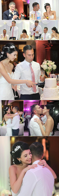 A wedding reception at Royal Chase venue 14