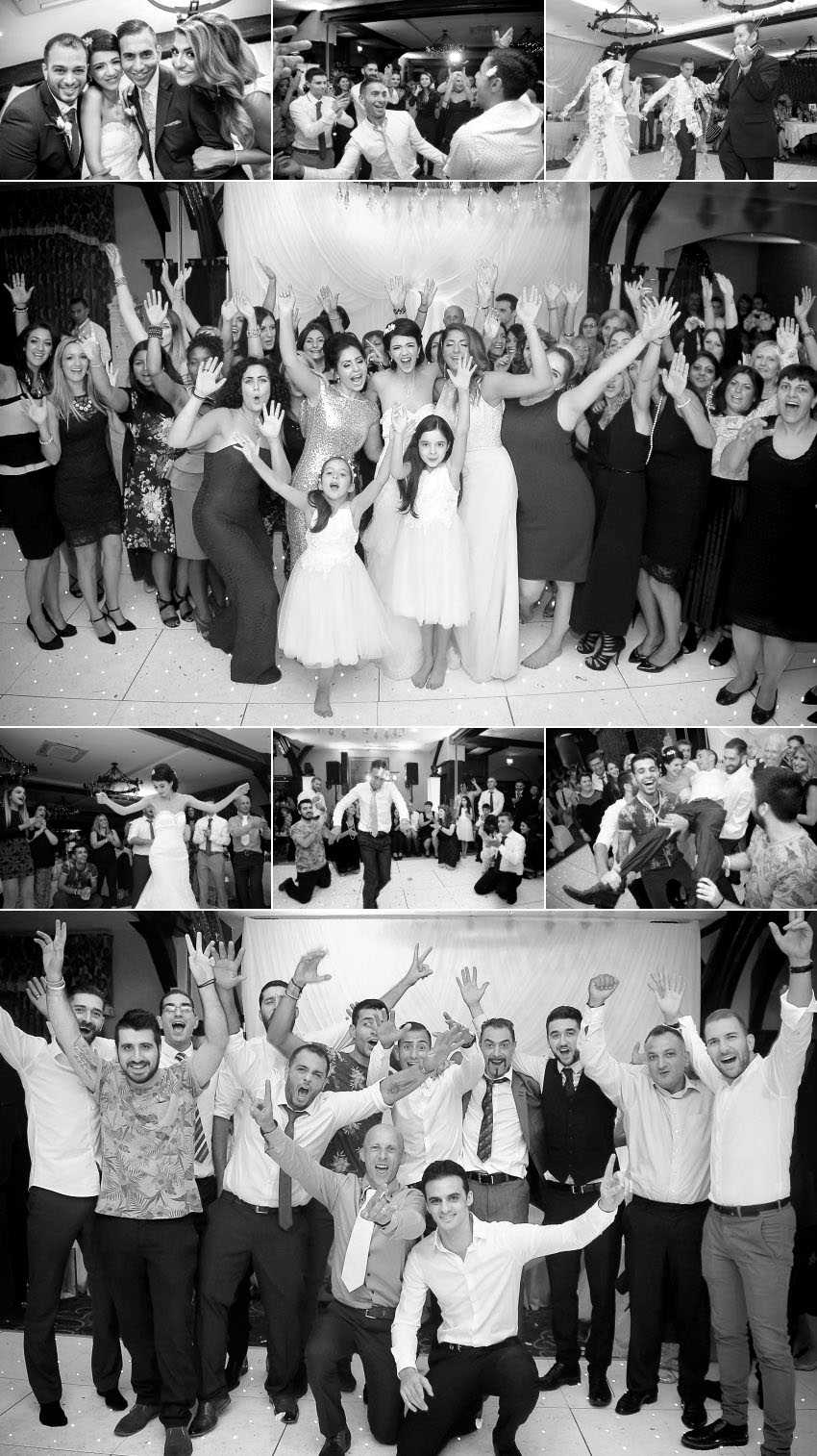 Wedding dances at Royal Chase venue 15