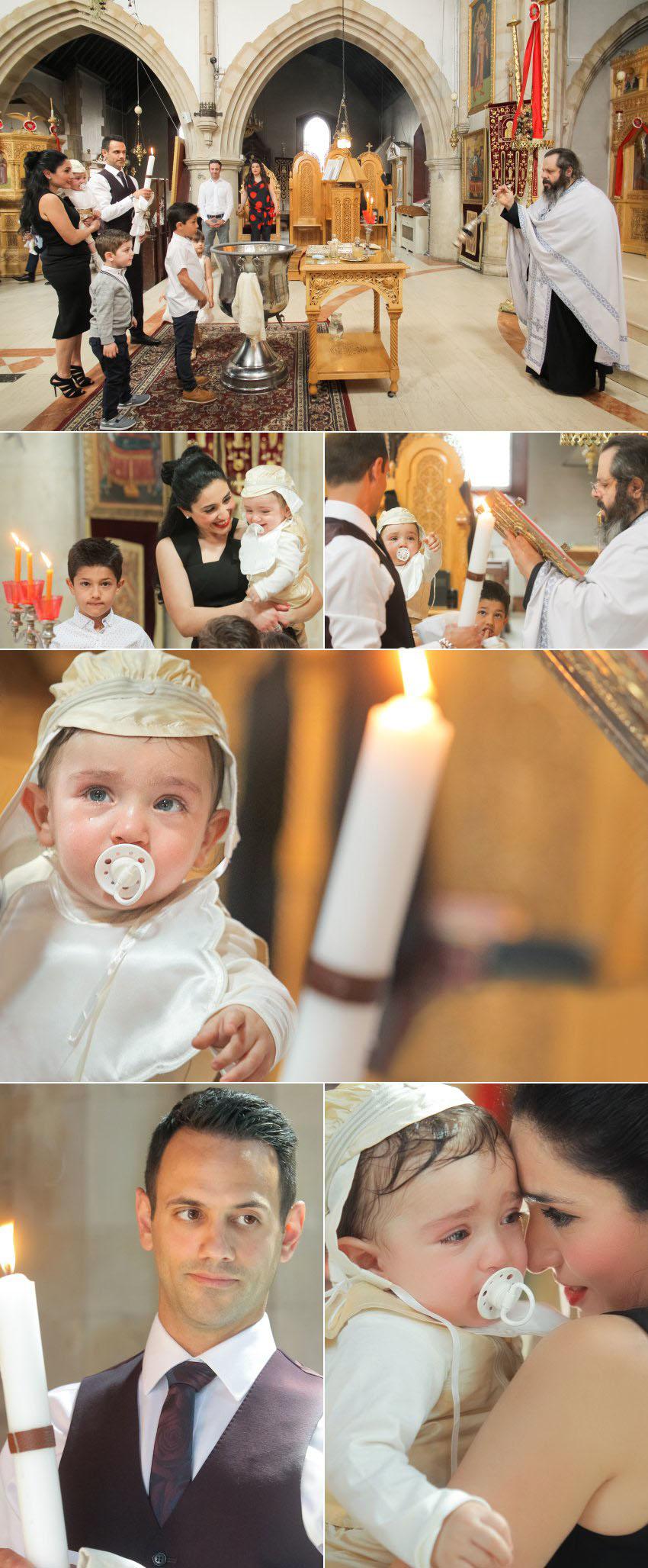 Orthodox Baptism photos