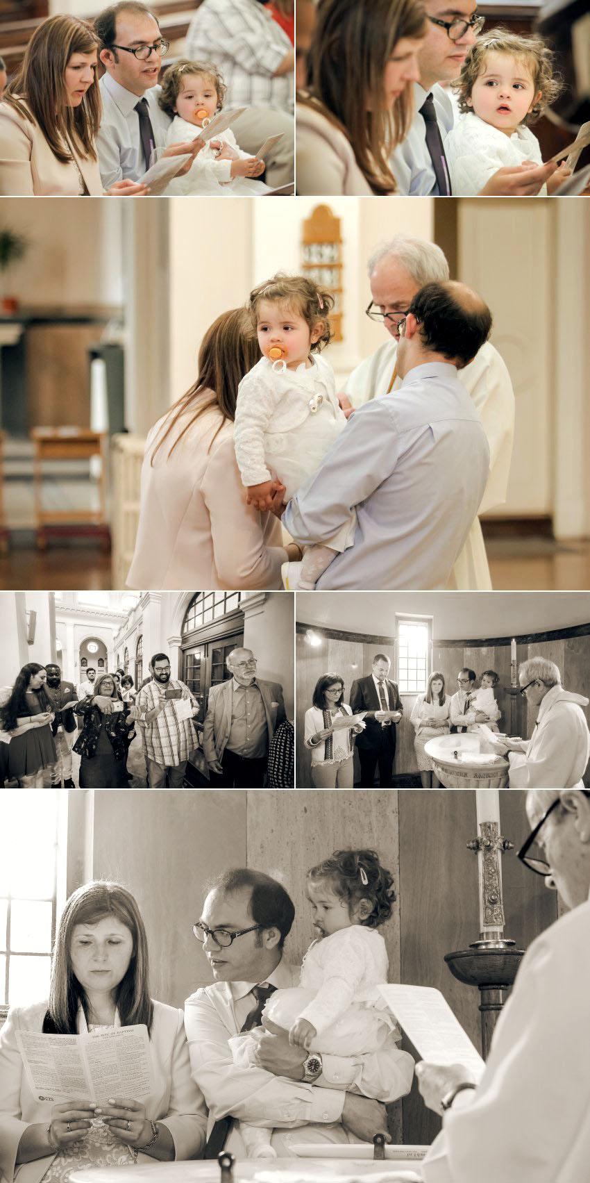 Fiona's Roman Catholic baptism photography in Kew 5