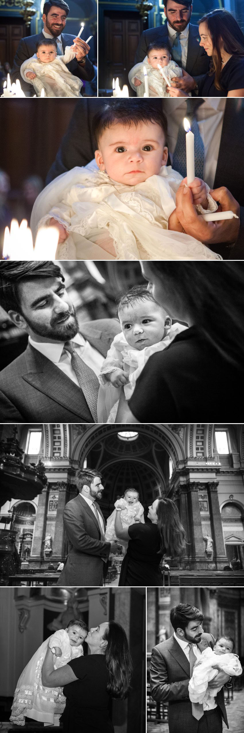 Christening videography and photography Brompton Oratory 05