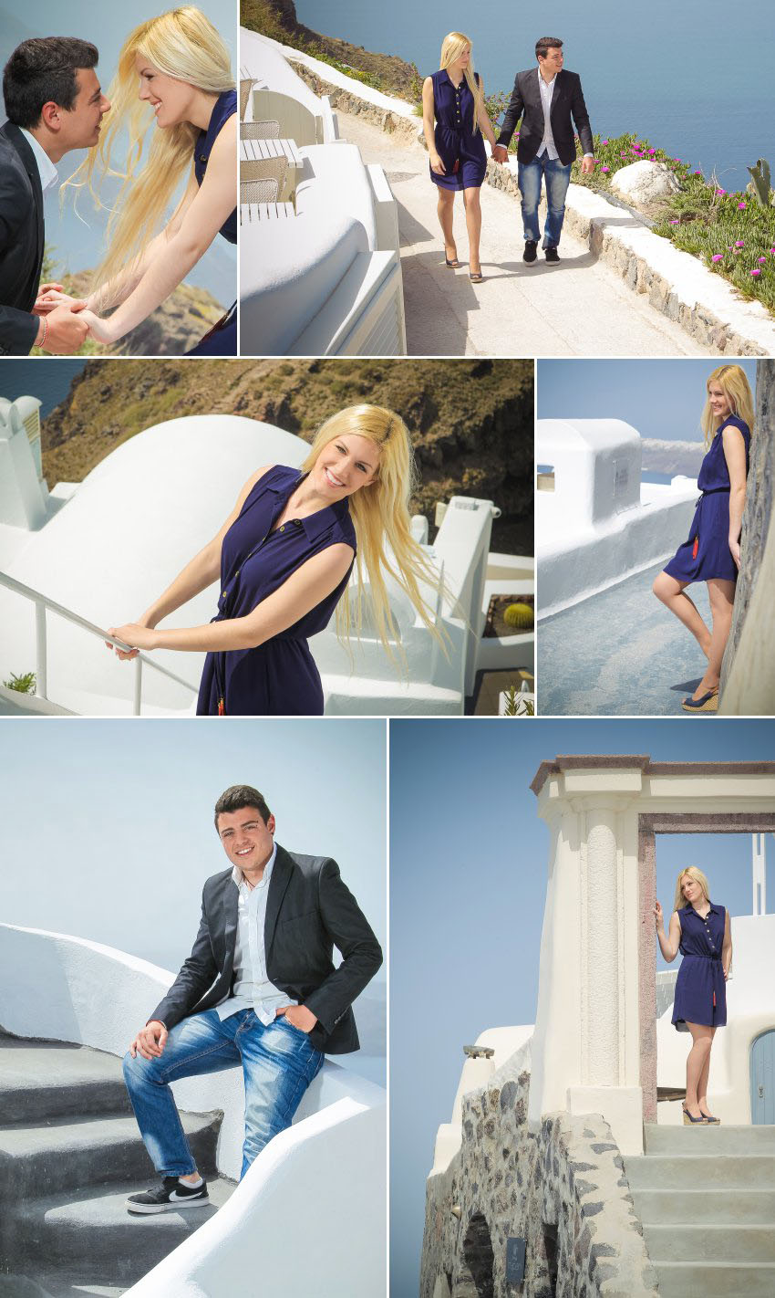 A Santorini couple photoshoot 01