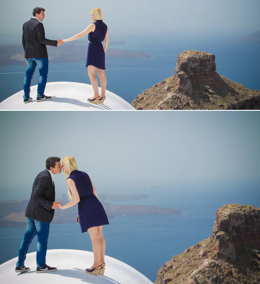 A Santorini couple photoshoot 02