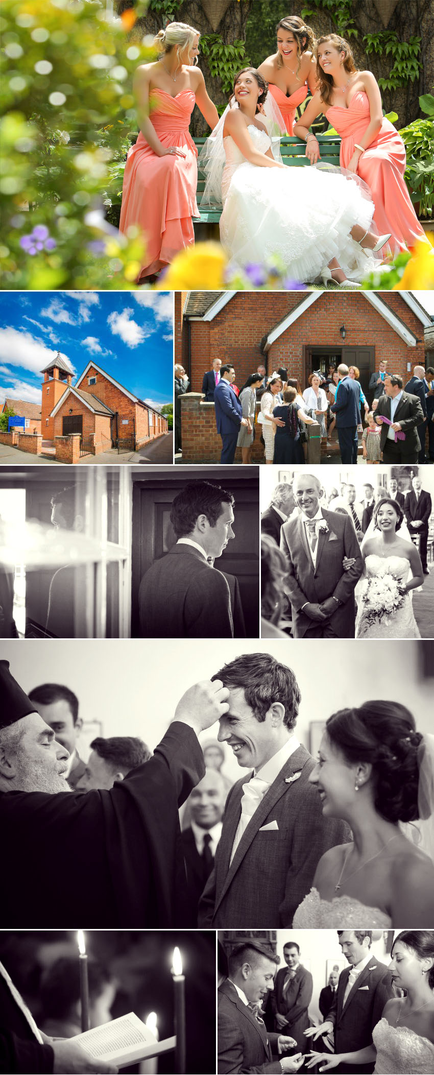 A Wedding at Great Fosters 01