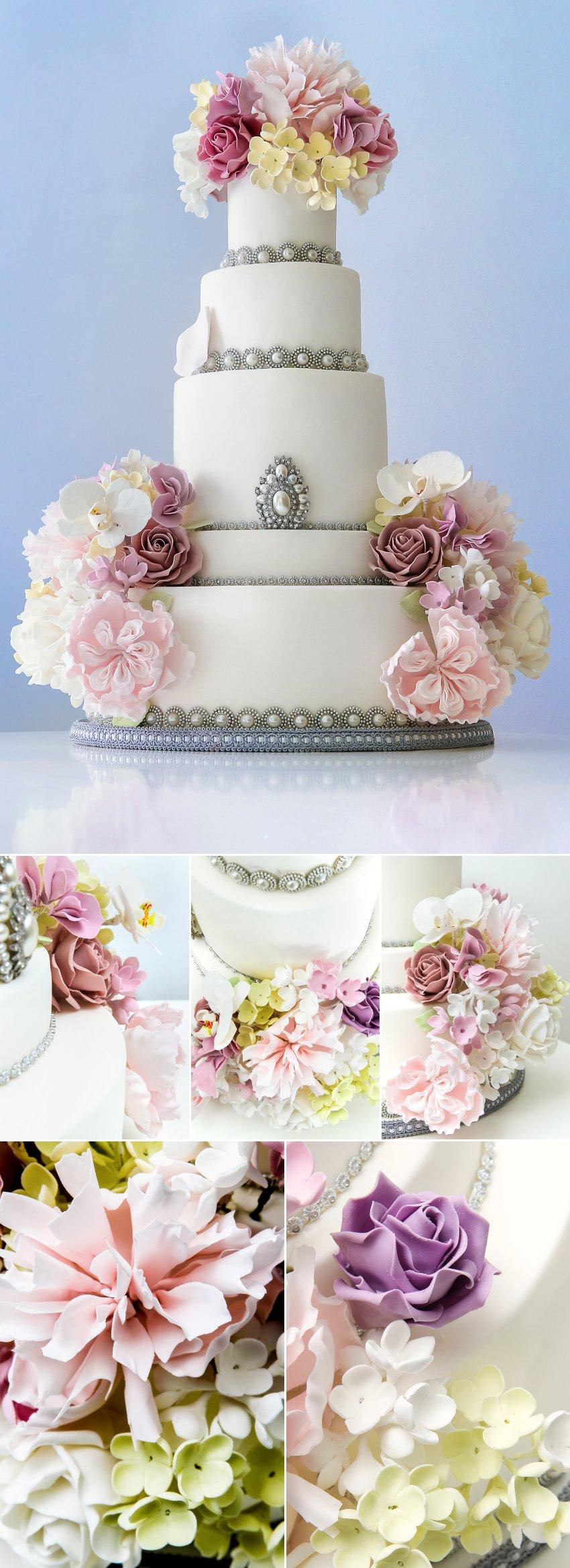 01 Wedding cake photography ECE Opulencia