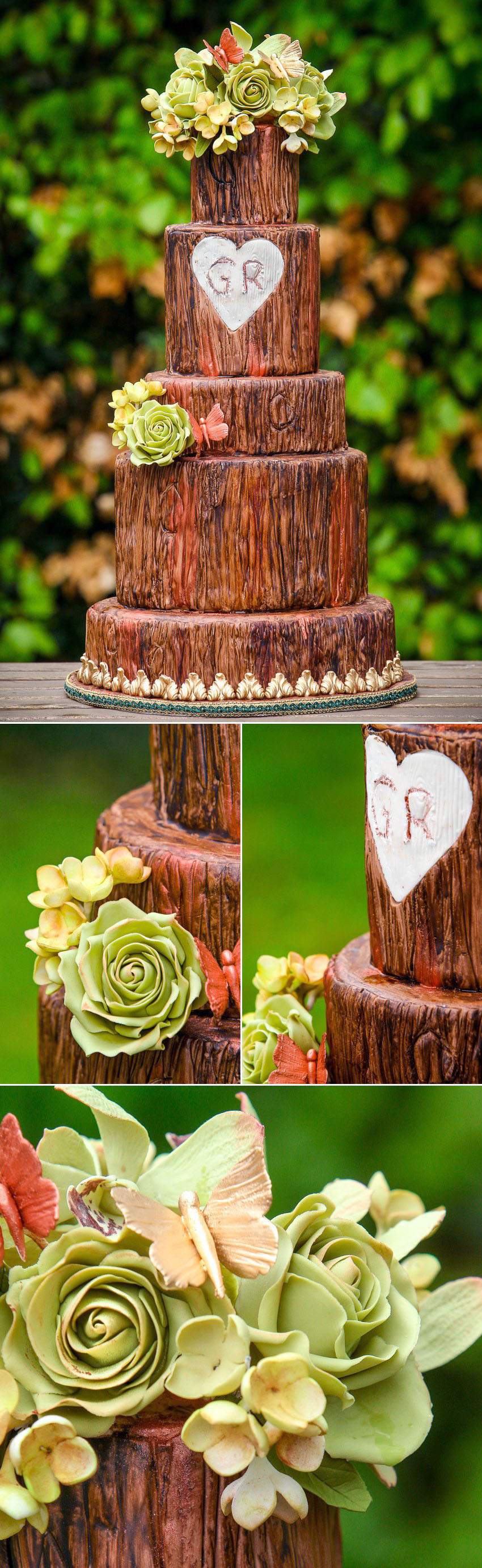 03 Wedding cake photography ECE Opulencia