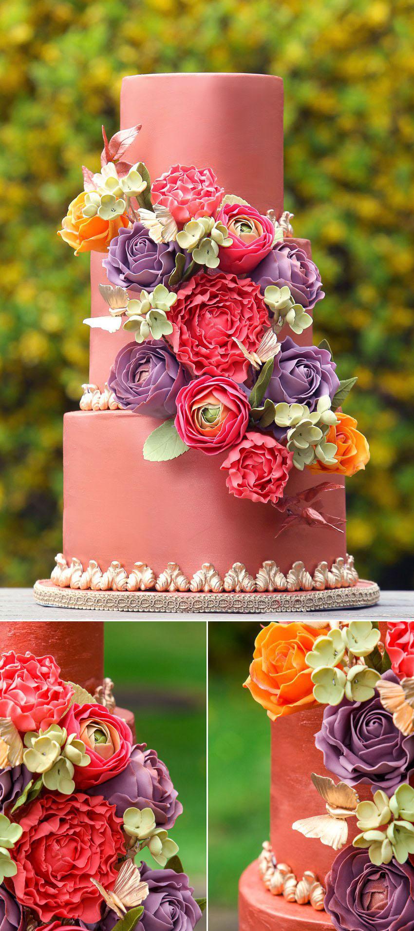 04 Wedding cake photography ECE Opulencia