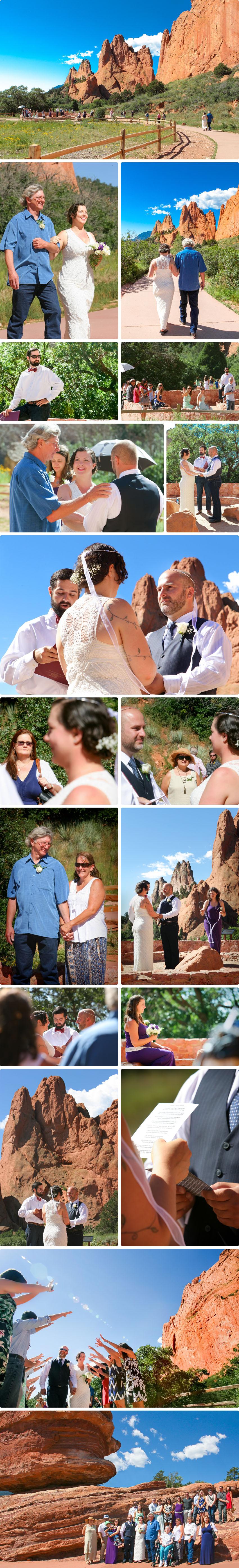 07_Wedding in Garden of the Gods