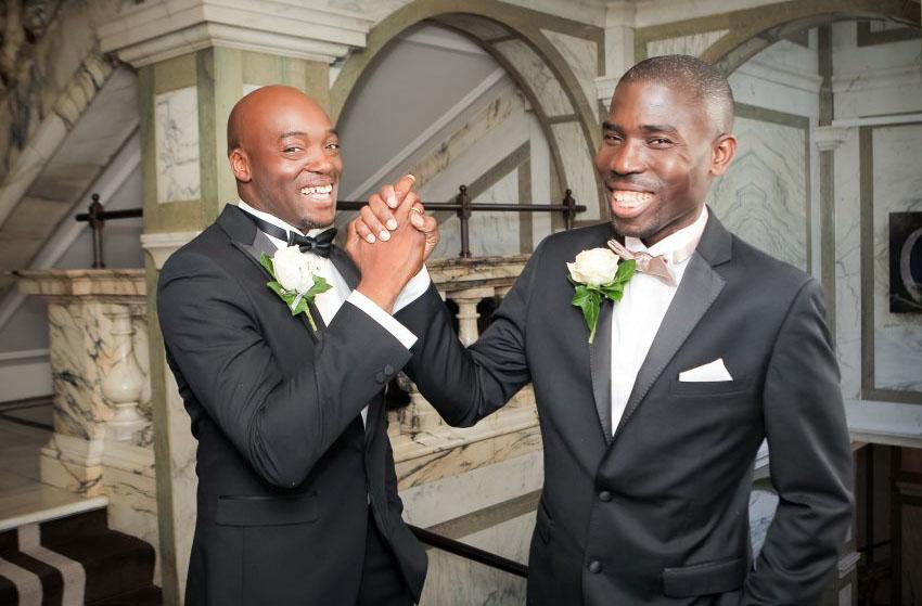 16 Nigerian wedding at Rosewood Hotel