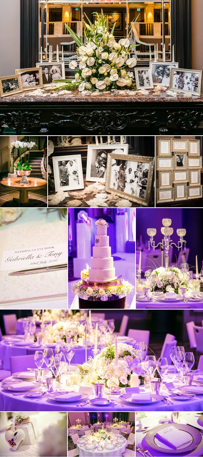 17 Nigerian wedding at Rosewood Hotel