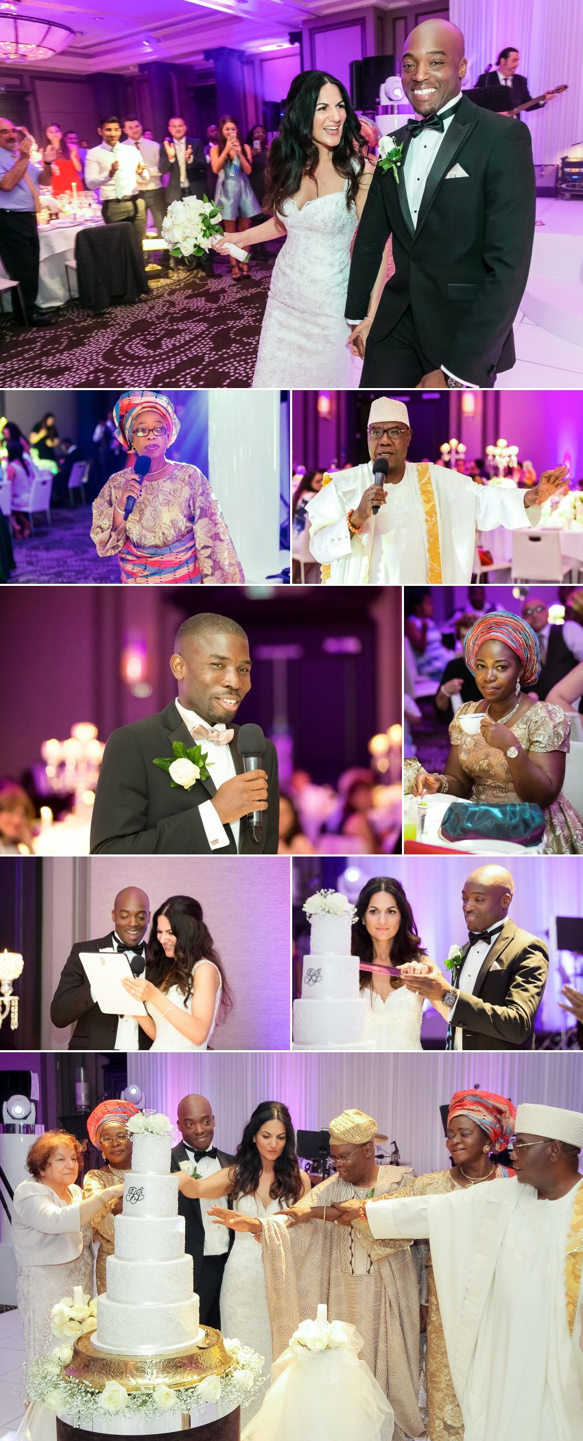 18 Nigerian wedding at Rosewood Hotel
