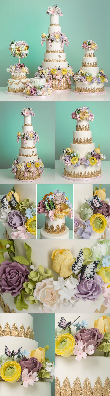 18 Wedding cake photography ECE Opulencia