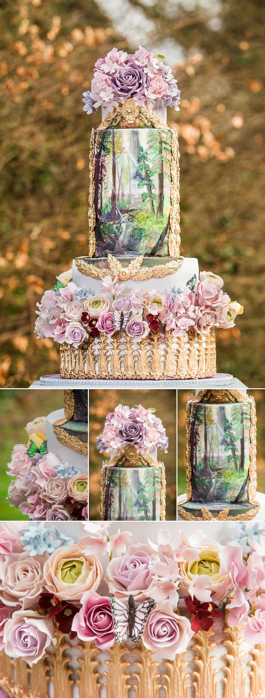 21 Wedding cake photography ECE Opulencia
