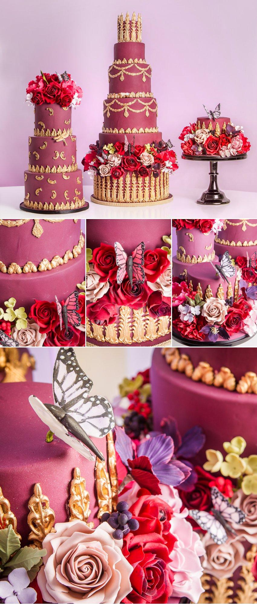 25 Wedding cake photography ECE Opulencia