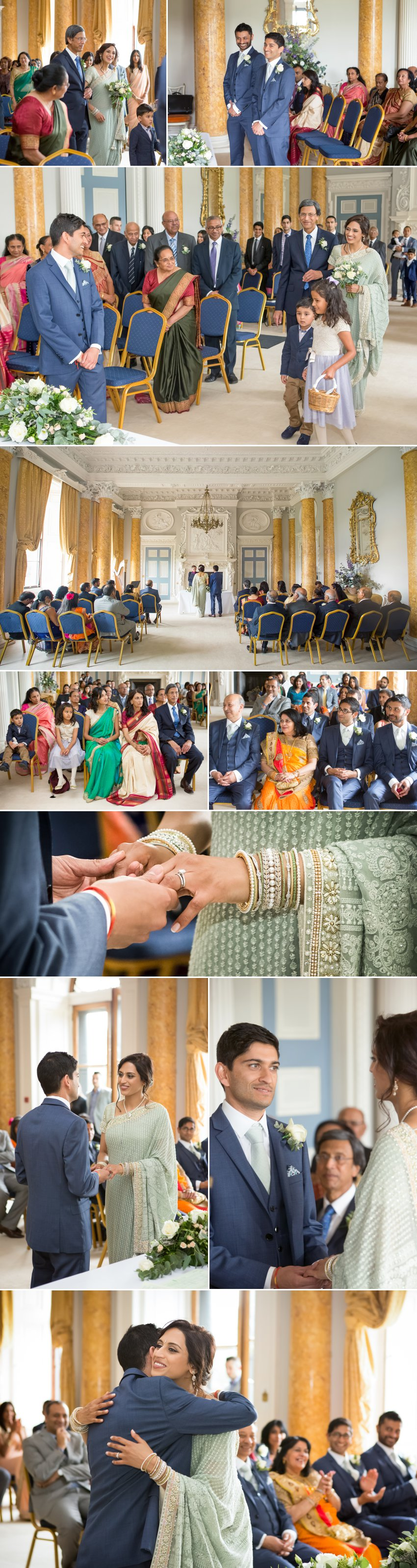 A Indian wedding at Stoneleigh Abbey