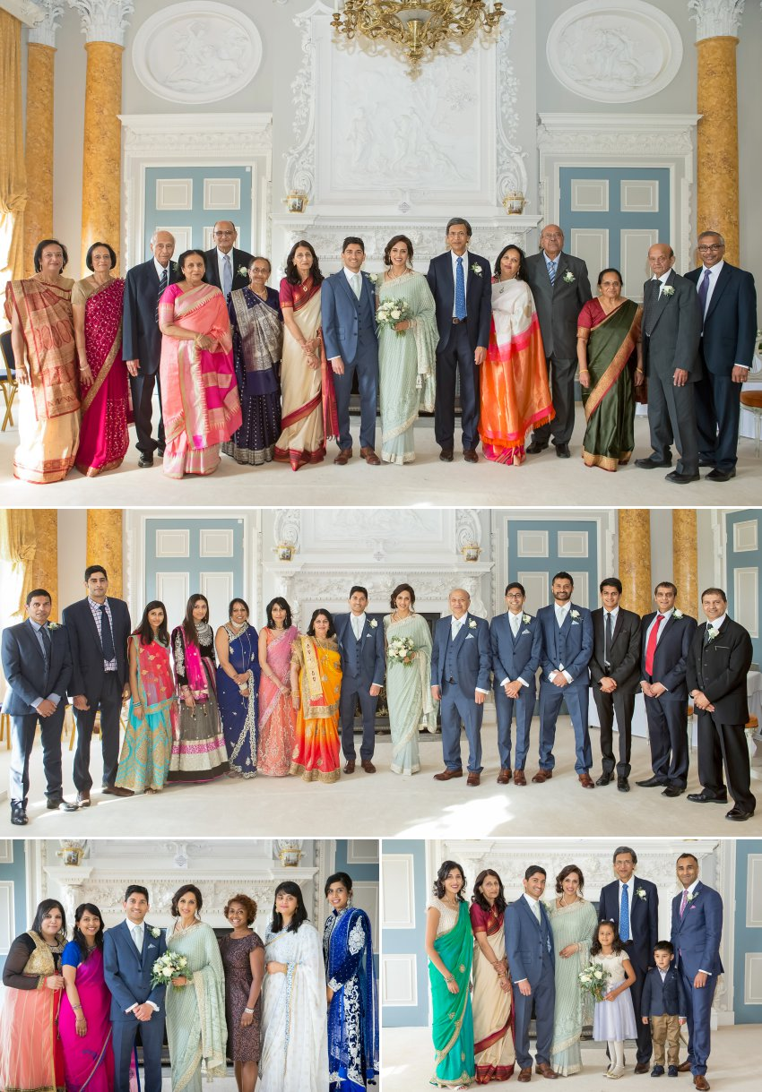 A Indian wedding ceremony at Stoneleigh Abbey