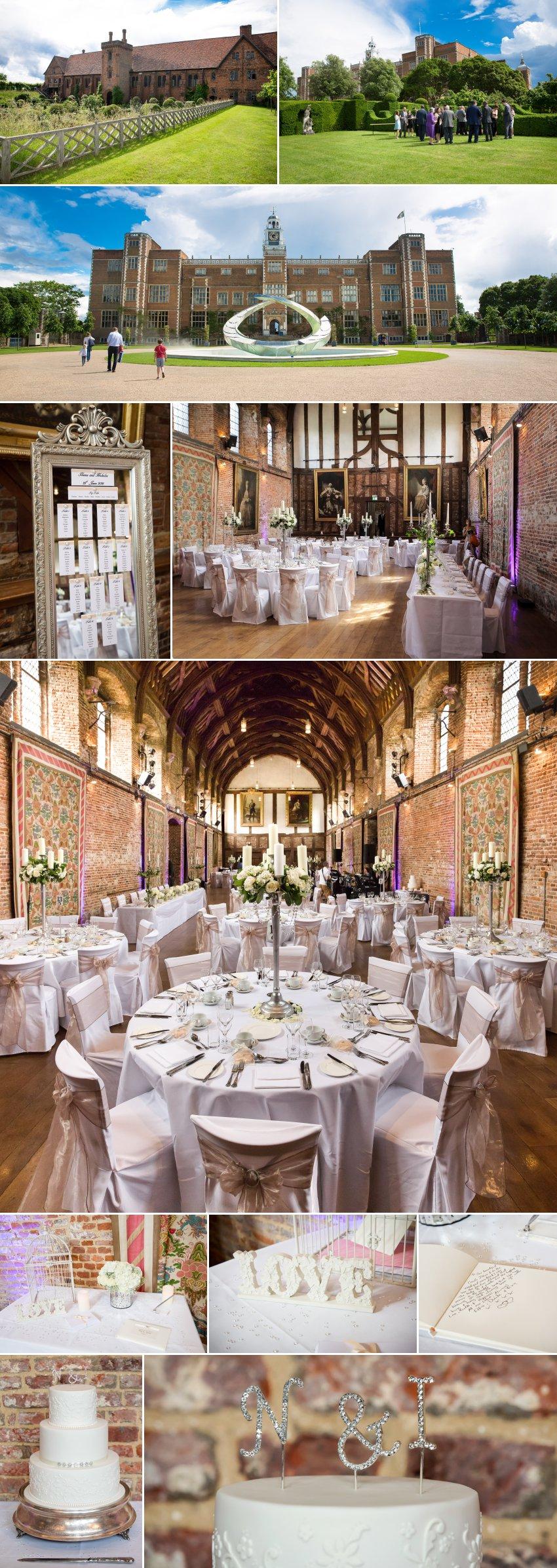 Wedding at Hatfield House 14