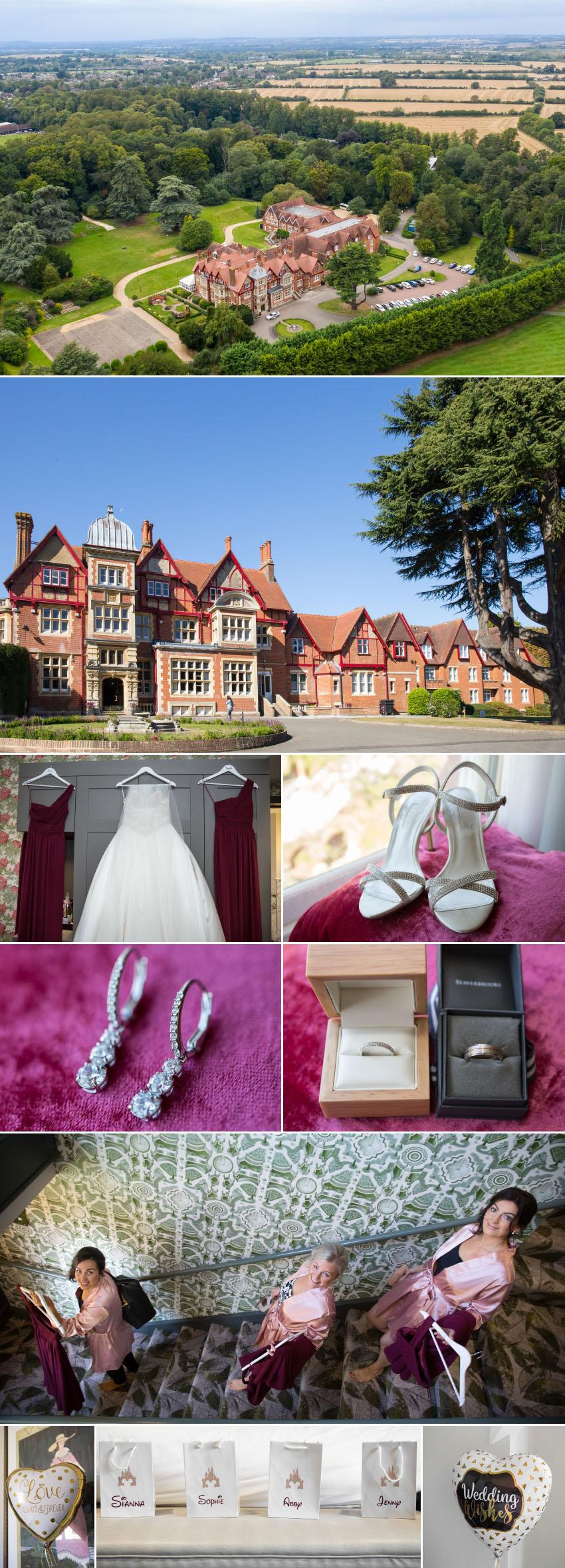 02_Pendley Manor wedding photography