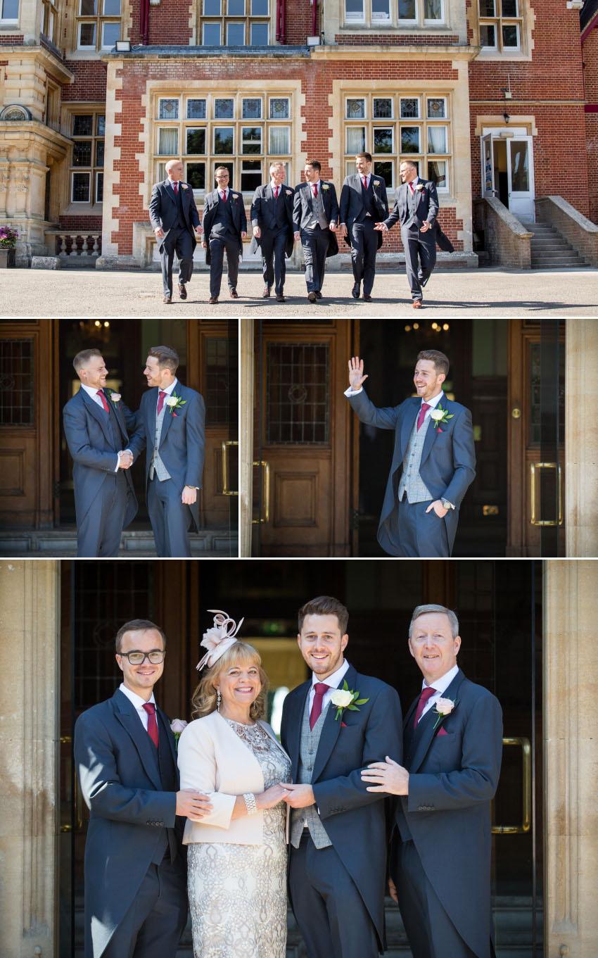 06_Pendley Manor wedding photography