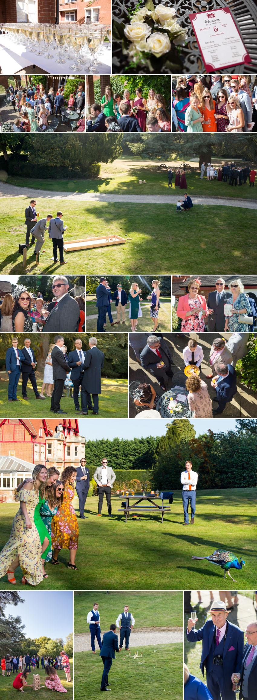 13_Pendley Manor wedding videography
