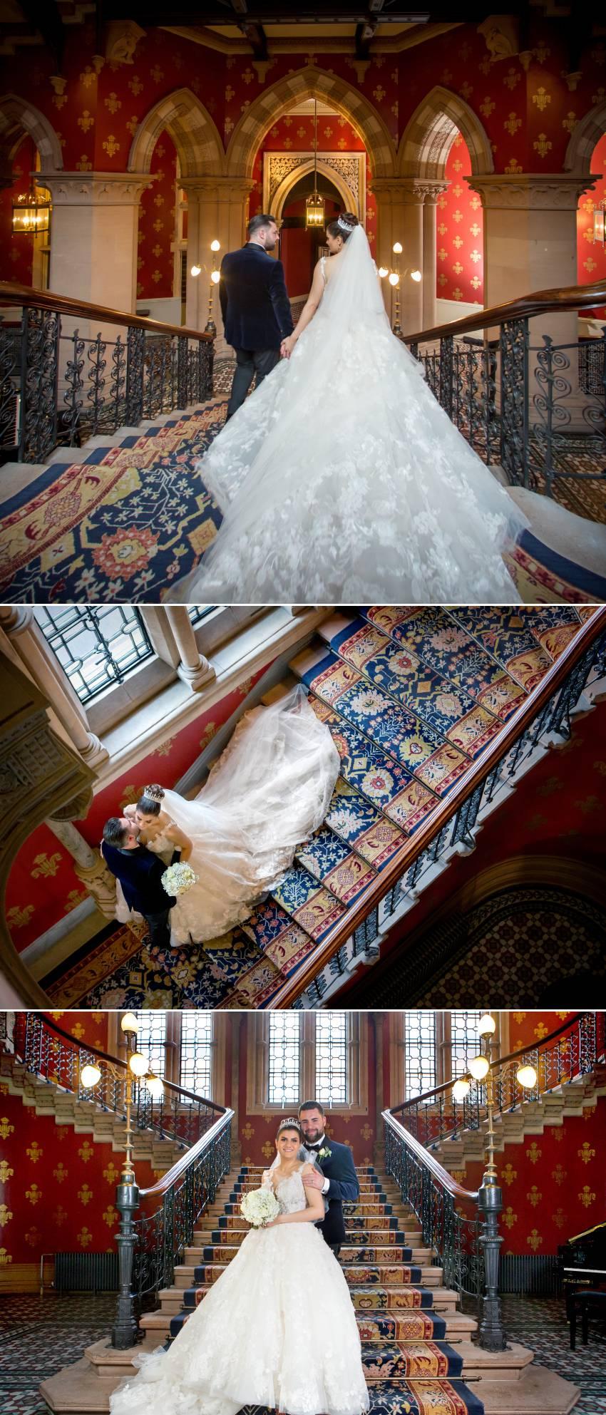 A Wedding at St Pancras Renaissance Hotel 10