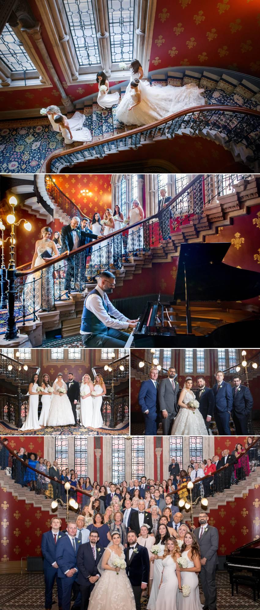 A Wedding at St Pancras Renaissance Hotel 11