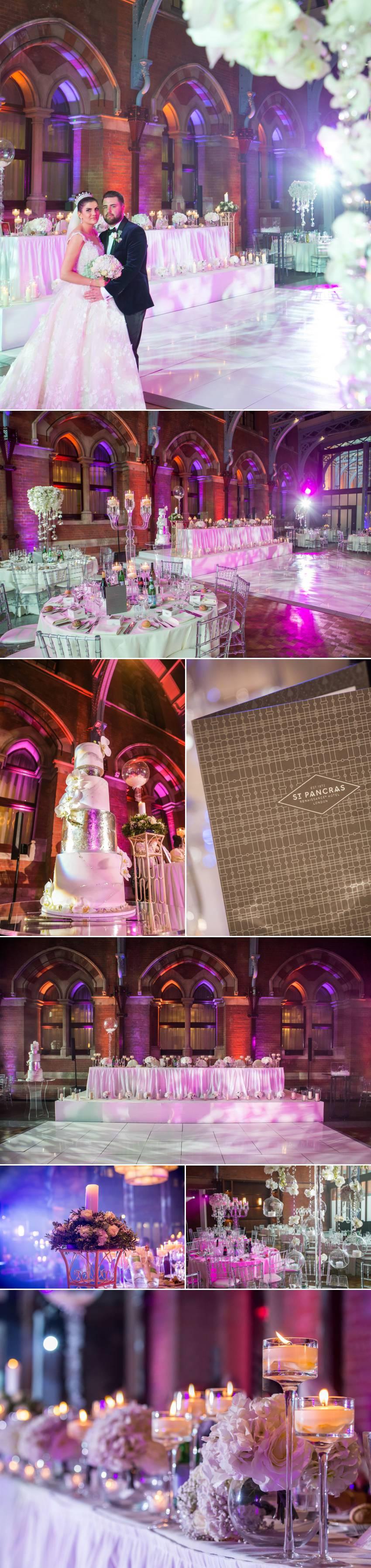 A Wedding at St Pancras Renaissance Hotel 12