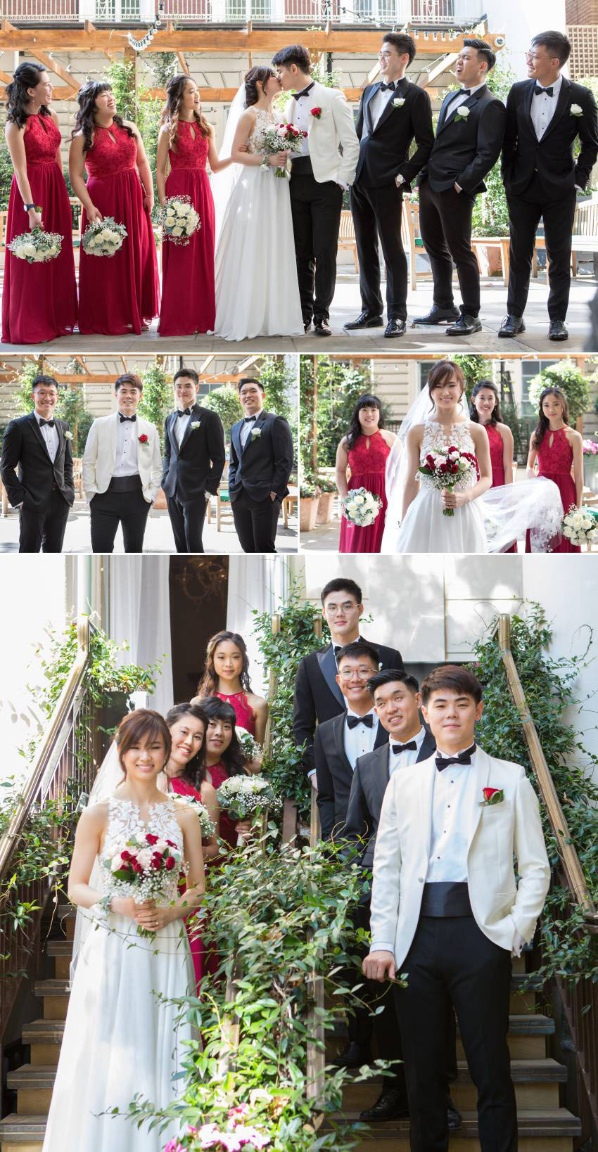 A Wedding at the Langham 06