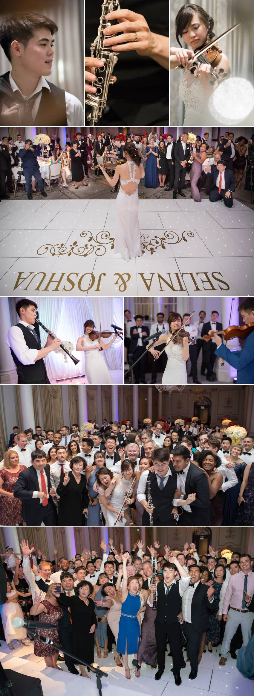 A Wedding at the Langham 16