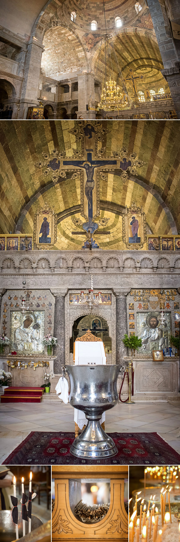 A Christening-Baptism in Paros Island
