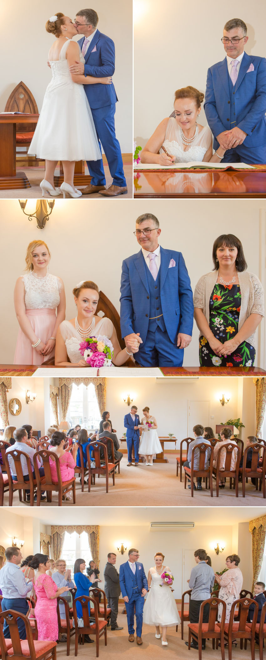 A Wedding photography at St Albans Register Office 05