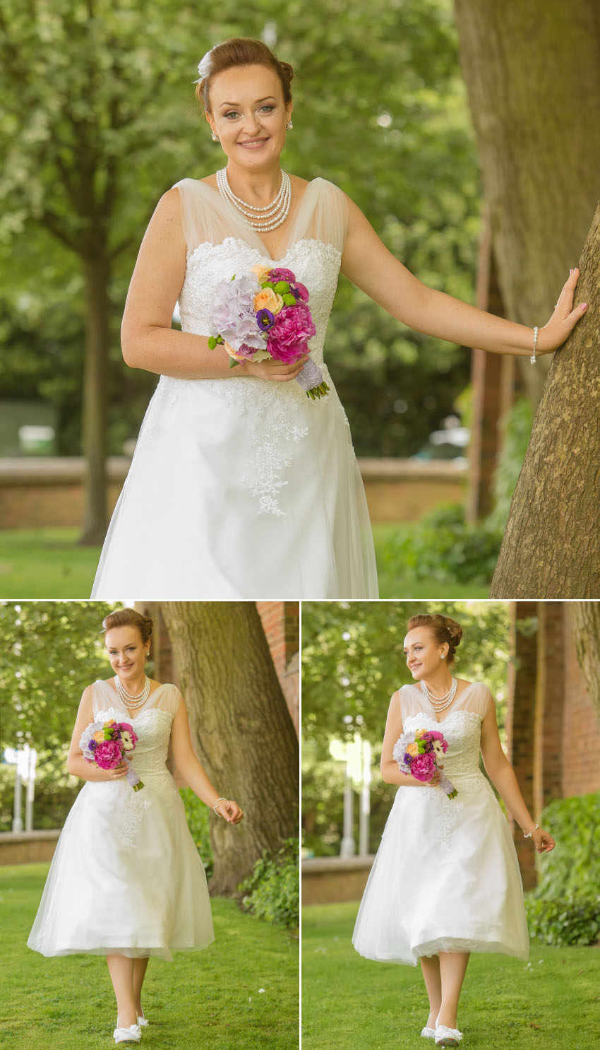 Photography of a wedding at St Albans Register Office 07