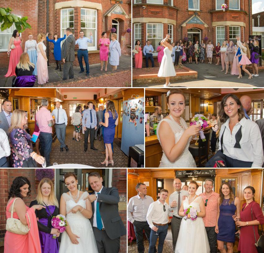 Wedding at St Albans Register Office 12