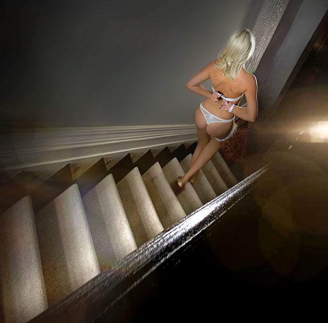 Shot by a boudoir photographer